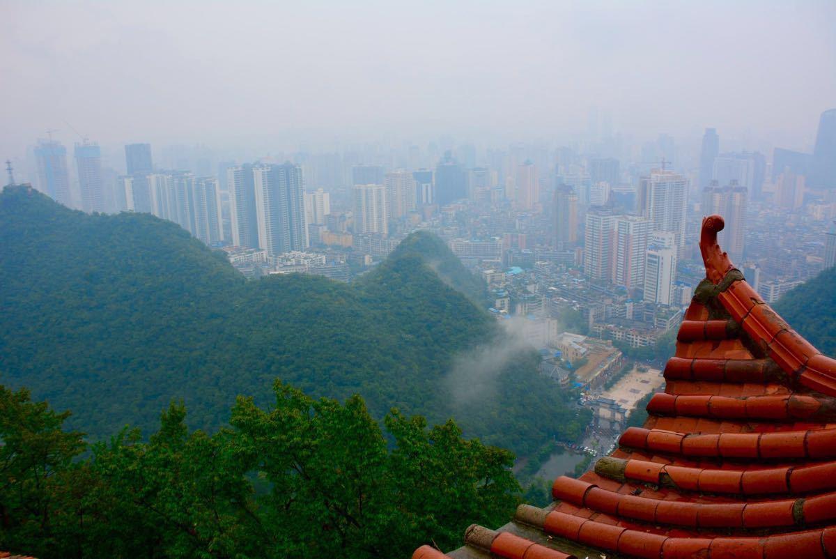 【携程攻略】贵州黔灵山公园景点