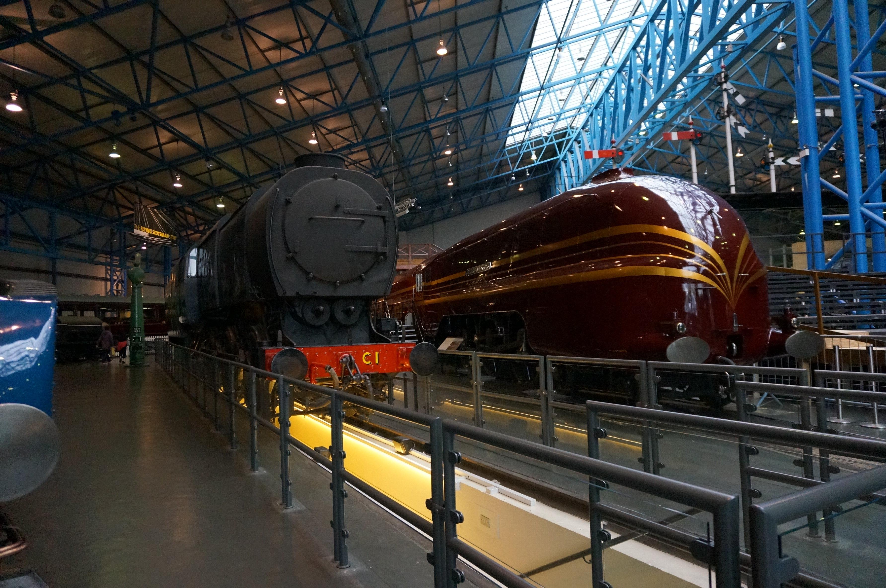 铁路博物馆_国家铁路博物馆