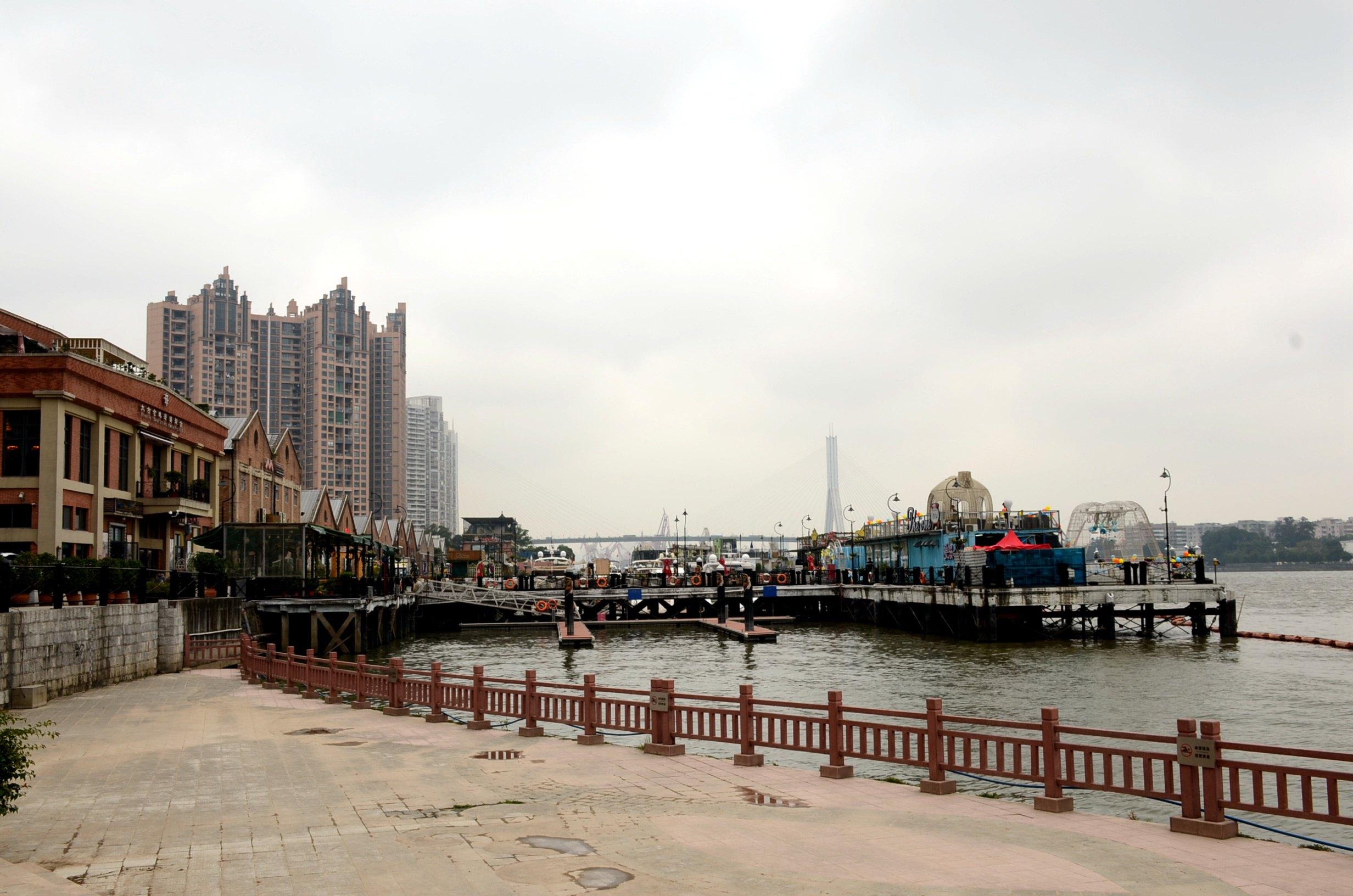 太古仓码头位于广州市海珠区,由英国太古洋行于1904年~1908年间修建图片