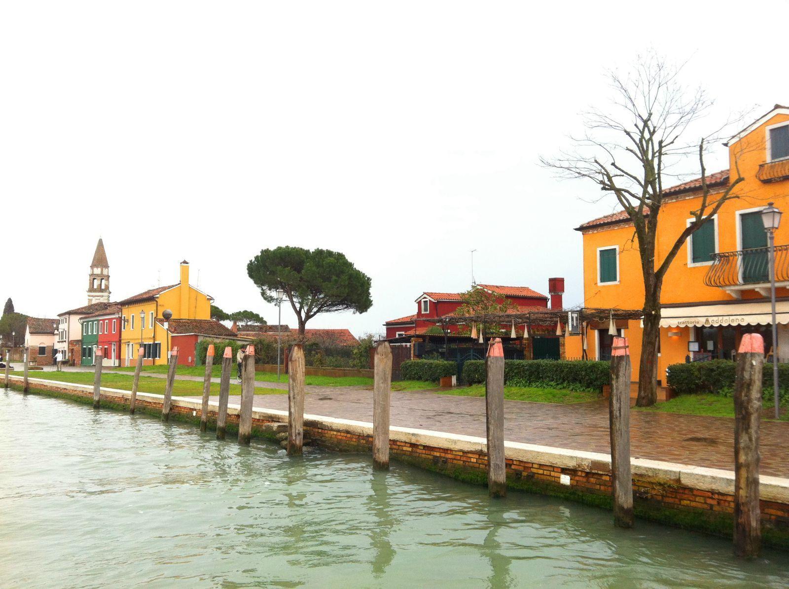 【携程攻略】威尼斯布拉诺岛景点,从玻璃岛到彩色岛的