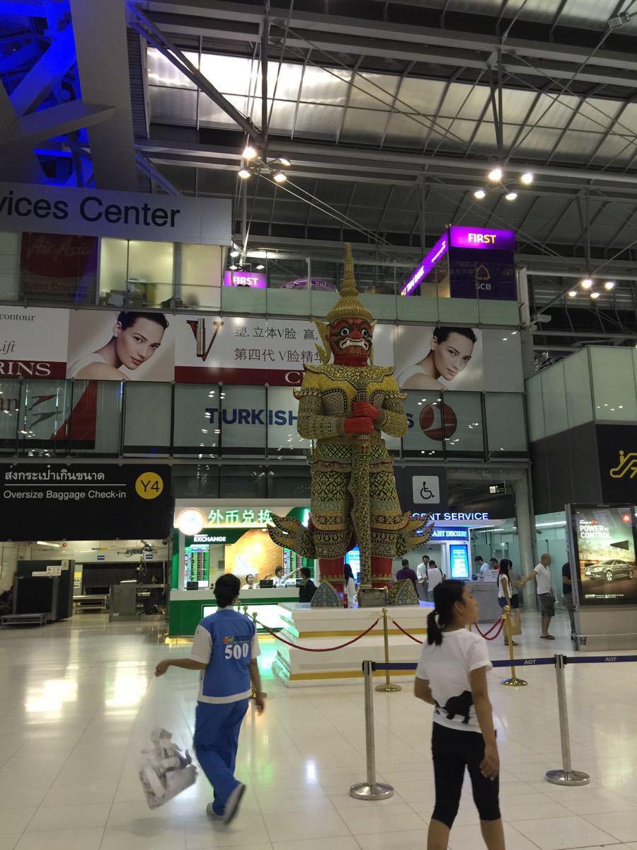 【携程攻略】素万那普国际机场怎么样/怎么去