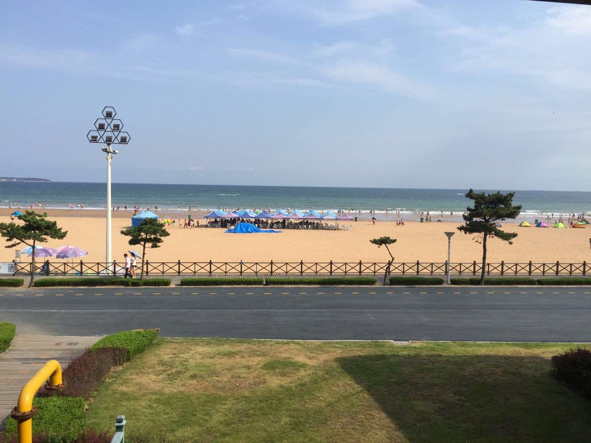 【携程攻略】山东青岛黄岛金沙滩好玩吗