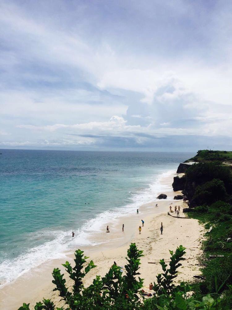 巴厘岛梦幻沙滩