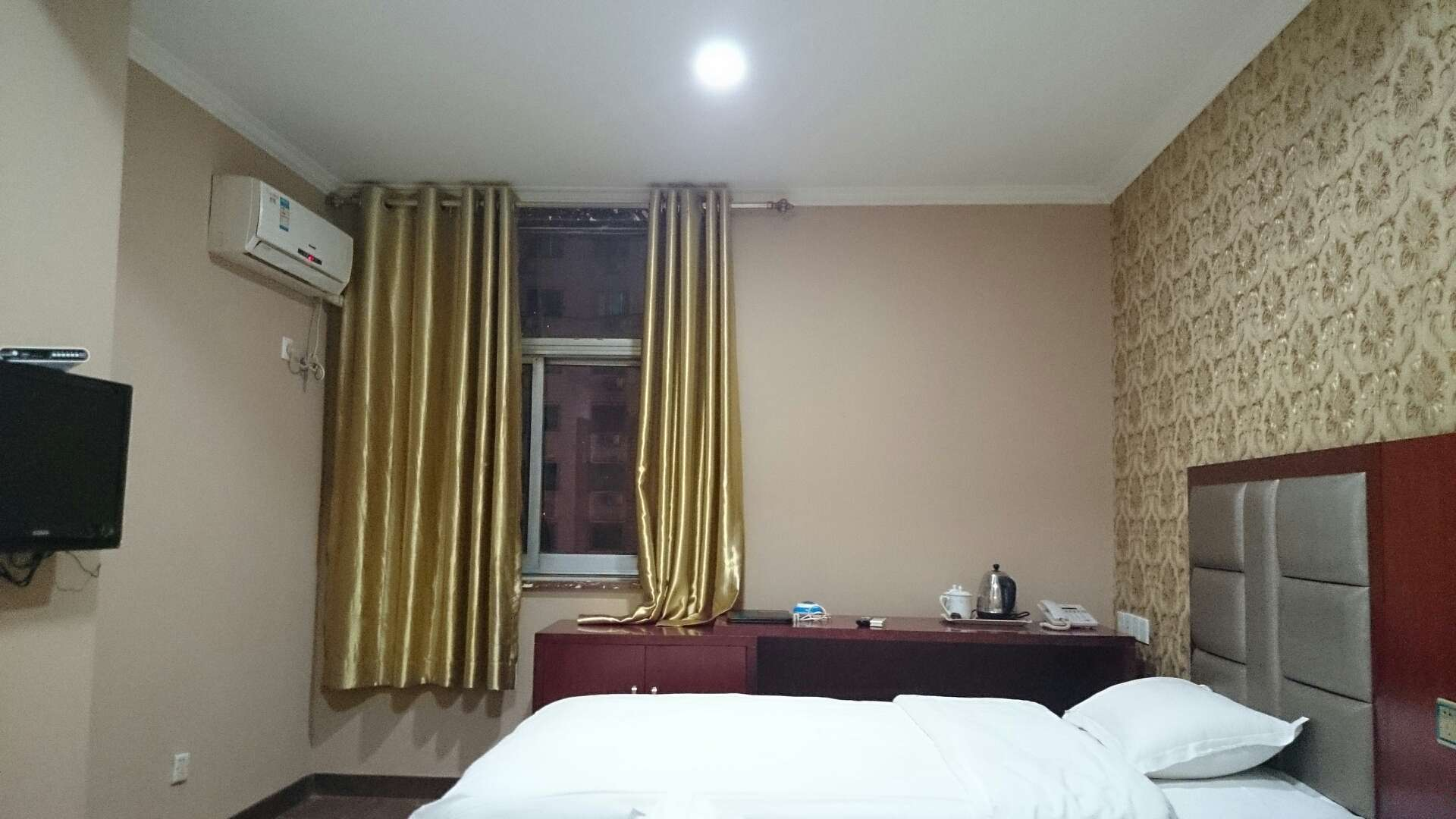 宾馆卧室地板设计图