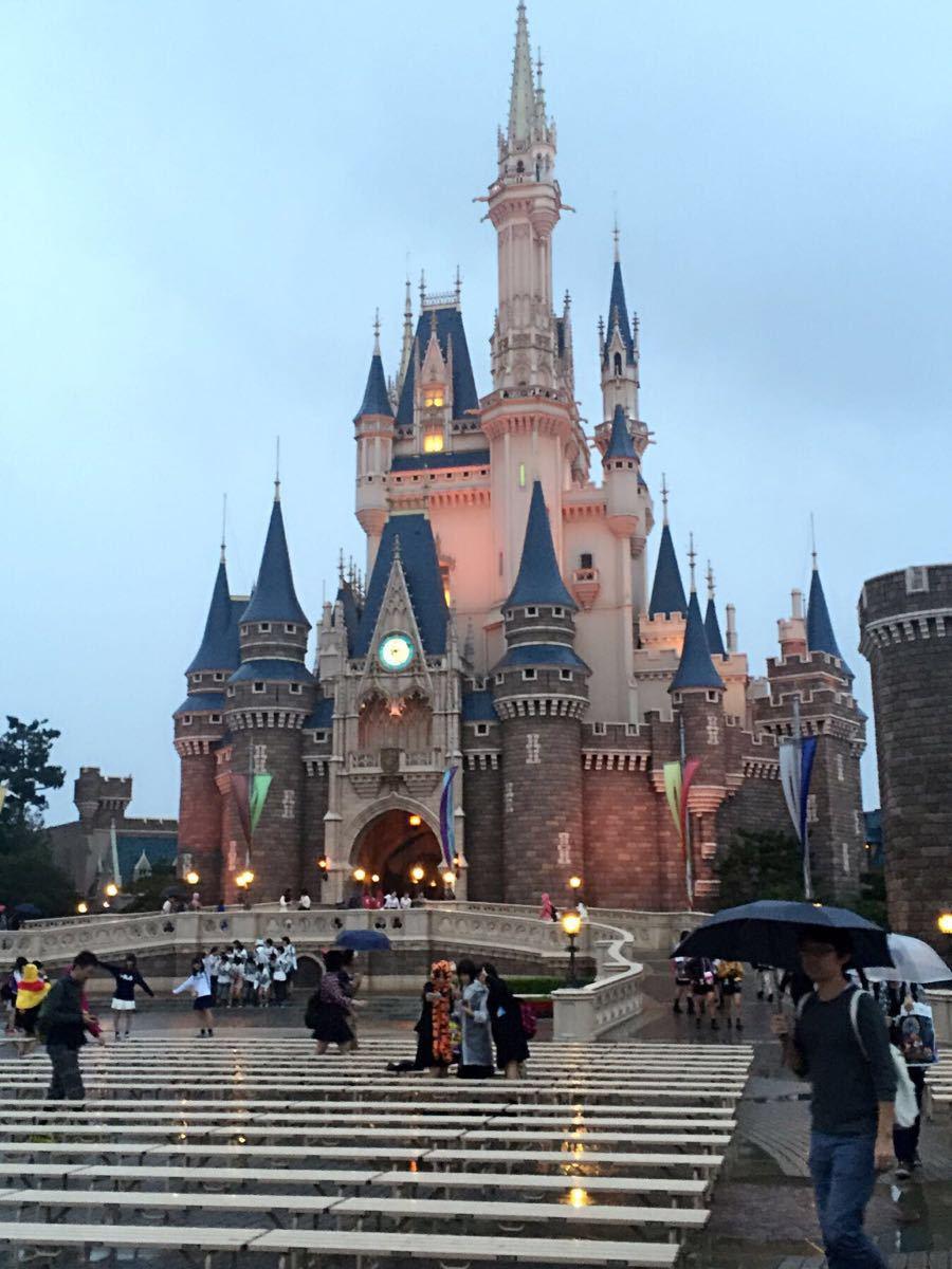 迪士尼乐园好玩吗