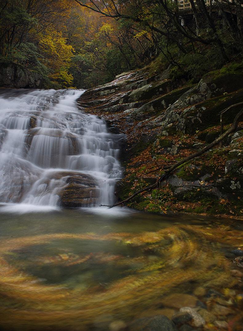 壁纸 风景 旅游 瀑布 山水 桌面 790_1076 竖版 竖屏 手机