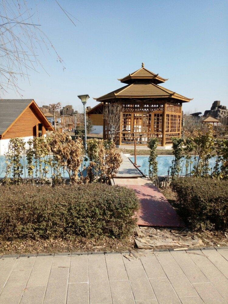 【携程攻略】定陶区牡丹源温泉度假小镇好玩吗,定陶区