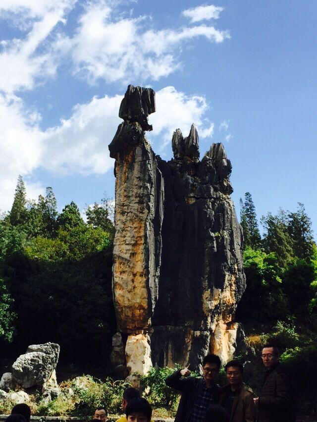【携程攻略】云南石林景点,千奇百态的石林让你真心大图片