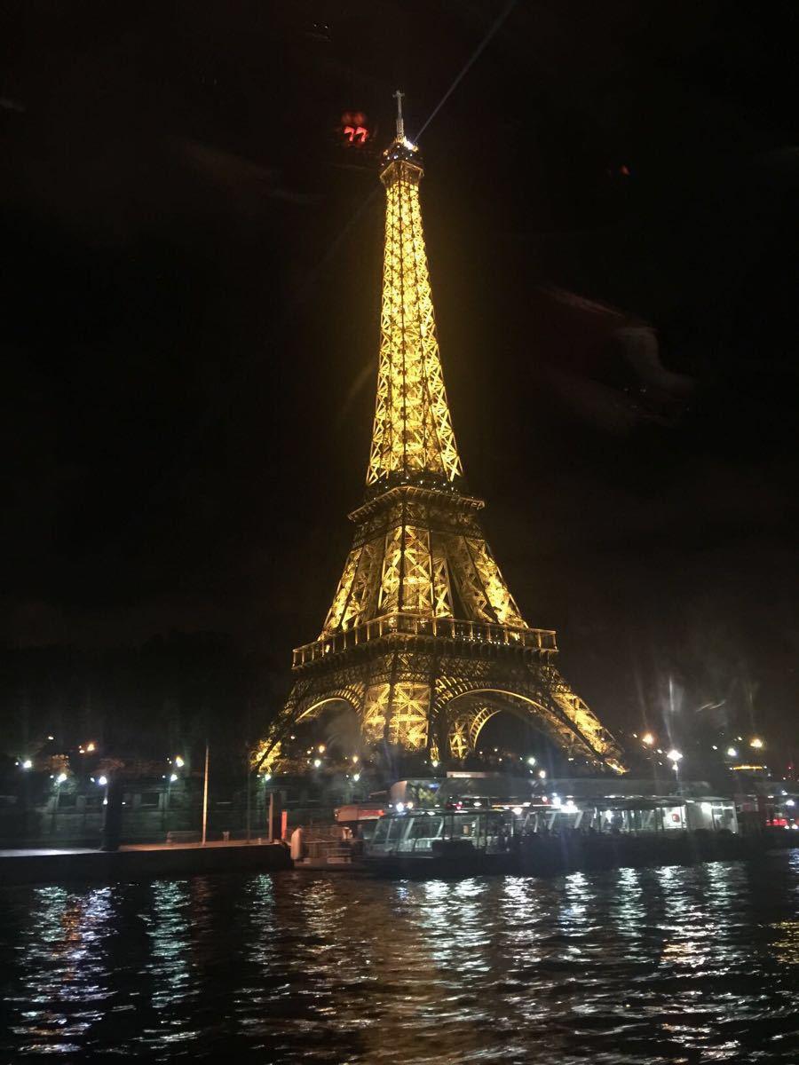 【攜程攻略】巴黎埃菲爾鐵塔景點