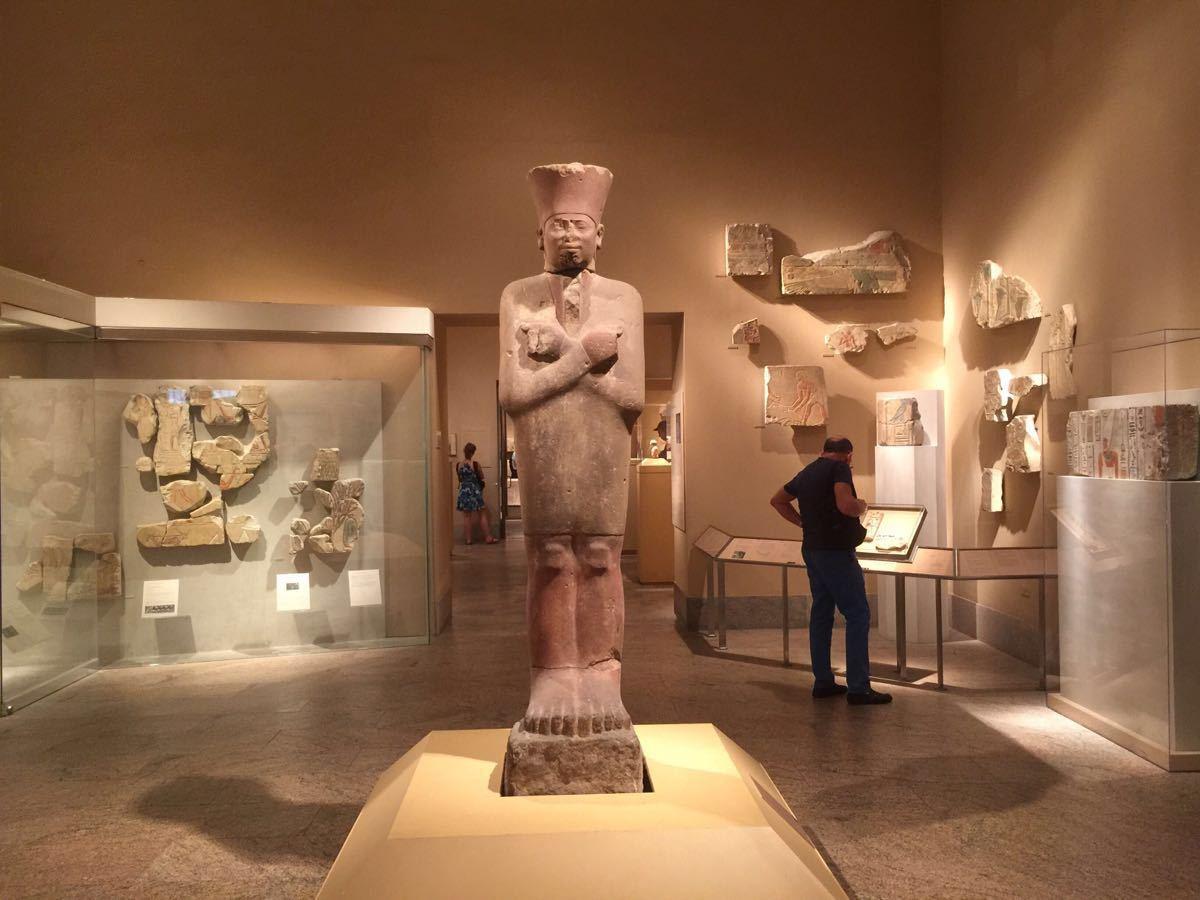 大都会艺术博物馆好玩吗