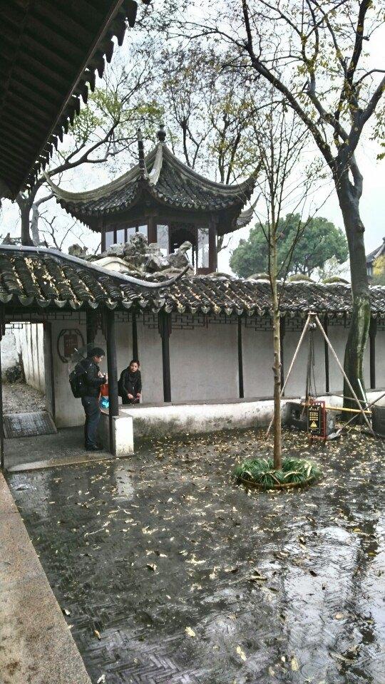 金秋苏州拙政园详解,穹窿山漫游