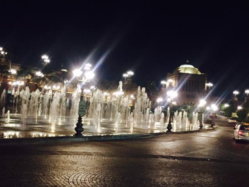【携程攻略】阿布扎比阿布扎比景点,阿布扎比大皇宫不