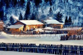 奔向北方,做一个雪国梦