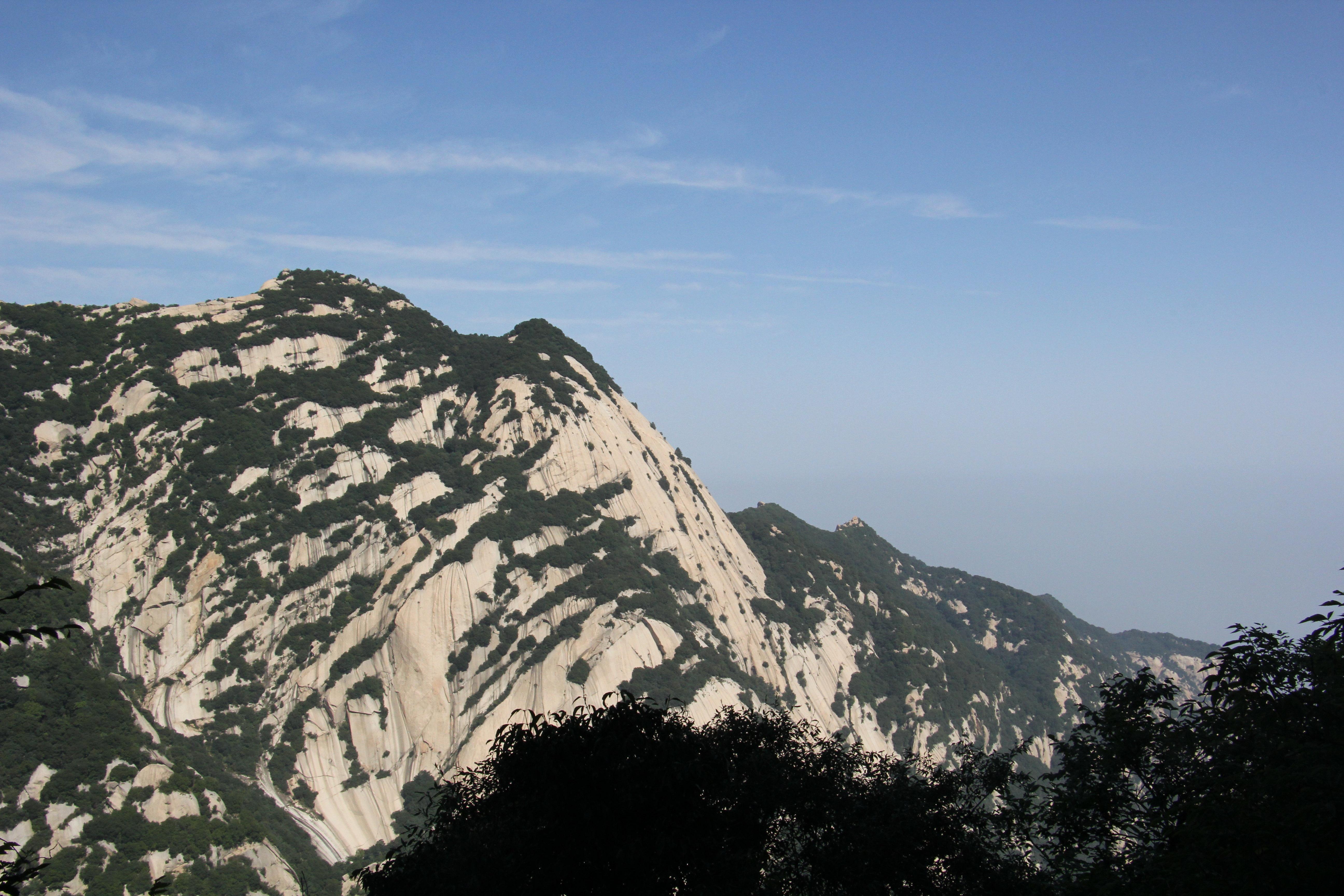 我的五岳之行----徒步华山游图片