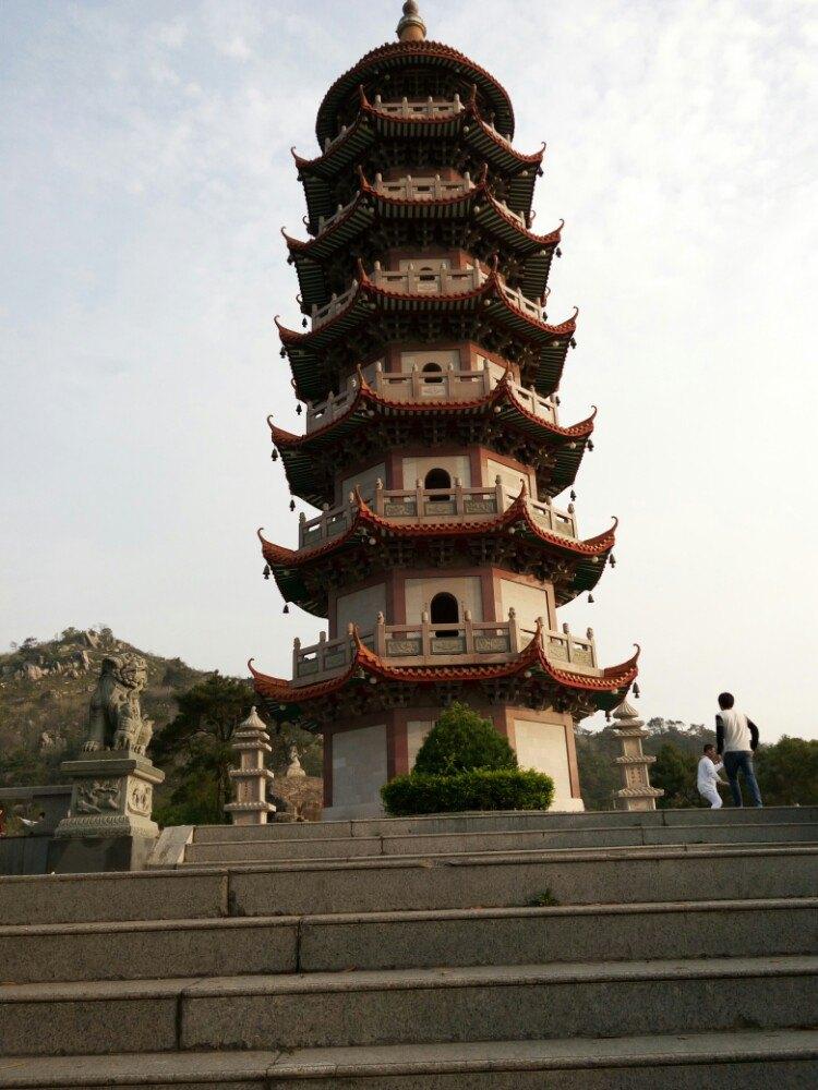 【携程攻略】广东汕头塔山风景区好玩吗,广东塔山风景