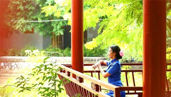 【原创】进军中国旗袍大赛,广西佳丽蓄势待发! - 朱哥哥 - 朱哥哥荒腔走板的江湖