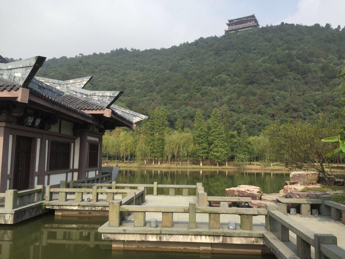 【携程攻略】浙江东吴文化公园景点