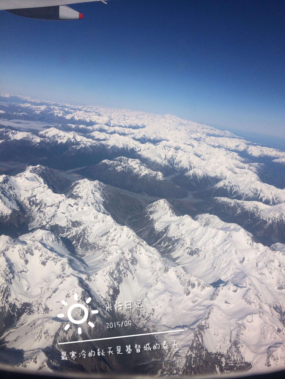 雪山春天背景素材