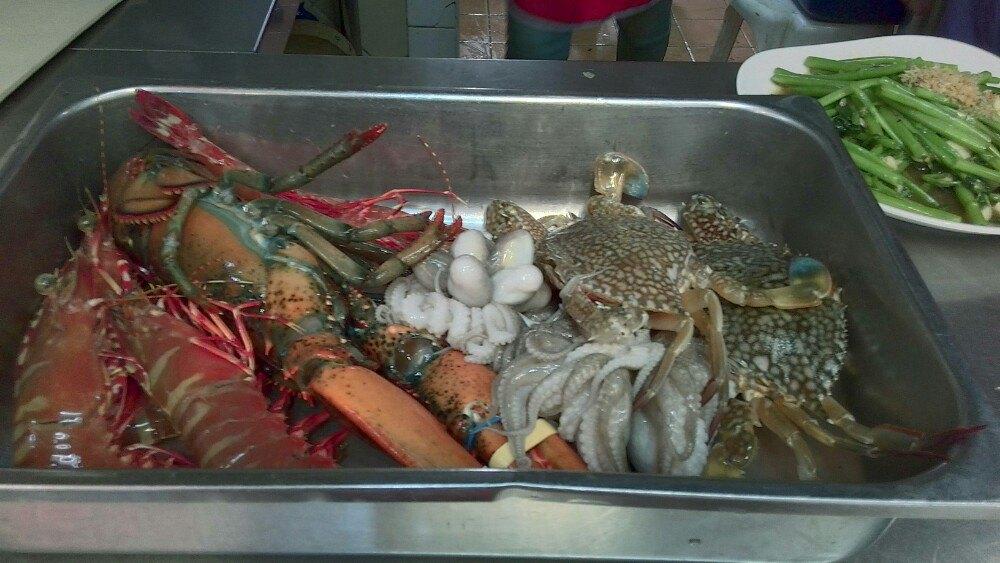 厨房海鲜加工步骤图
