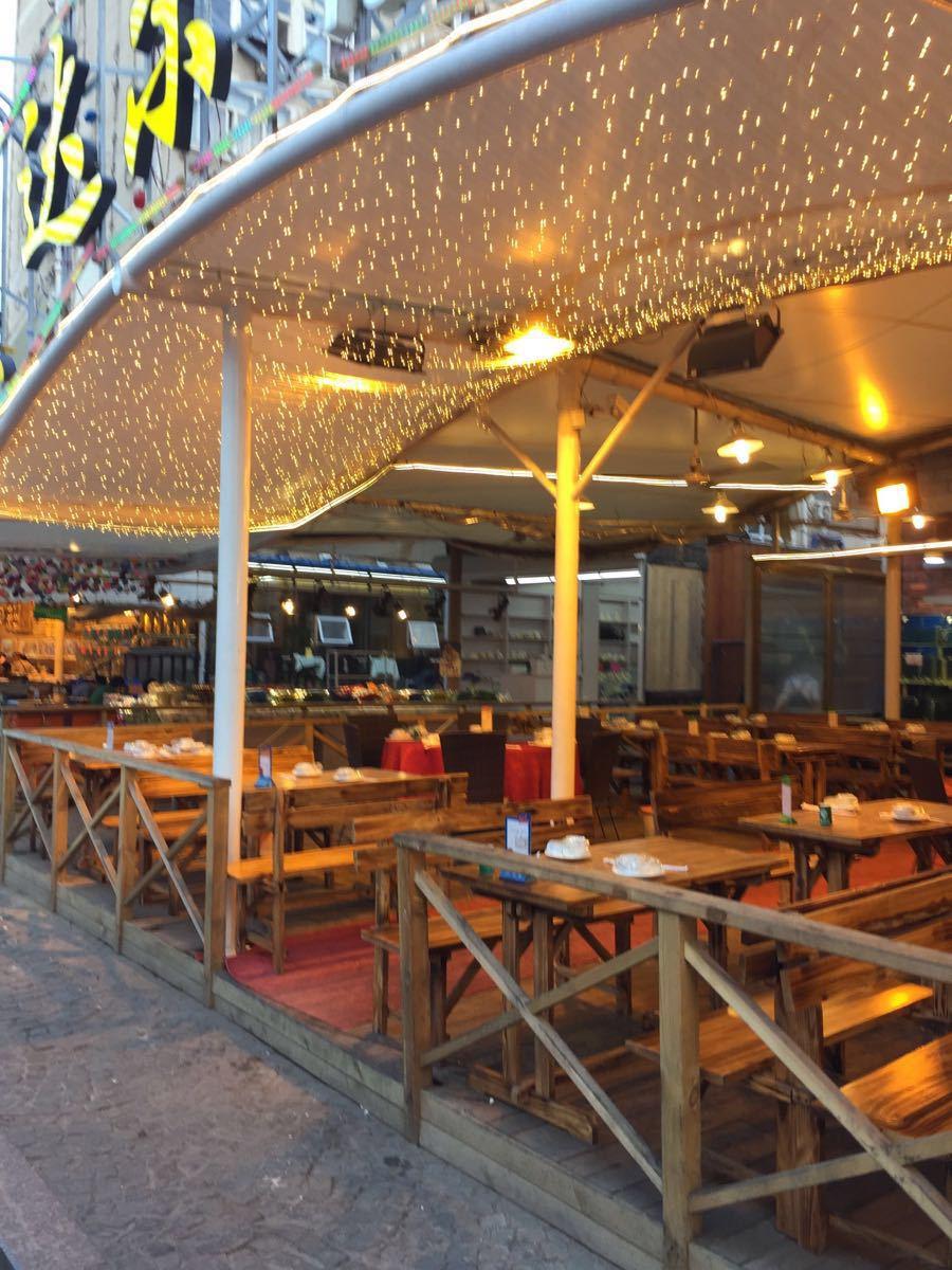 【携程攻略】青岛登州路啤酒美食街餐馆,青岛啤酒厂的
