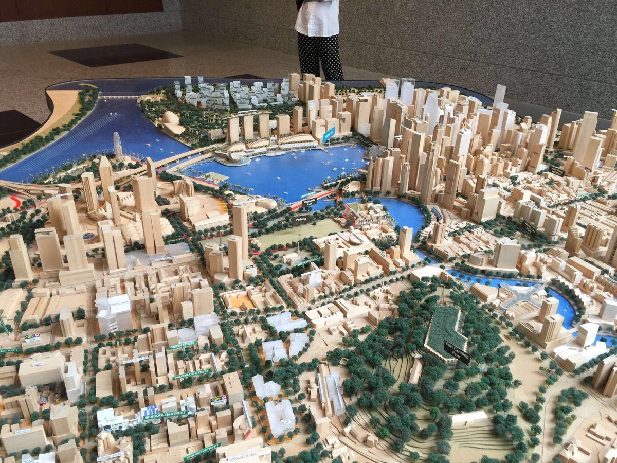 【携程攻略】新加坡新加坡城市规划展览馆景点