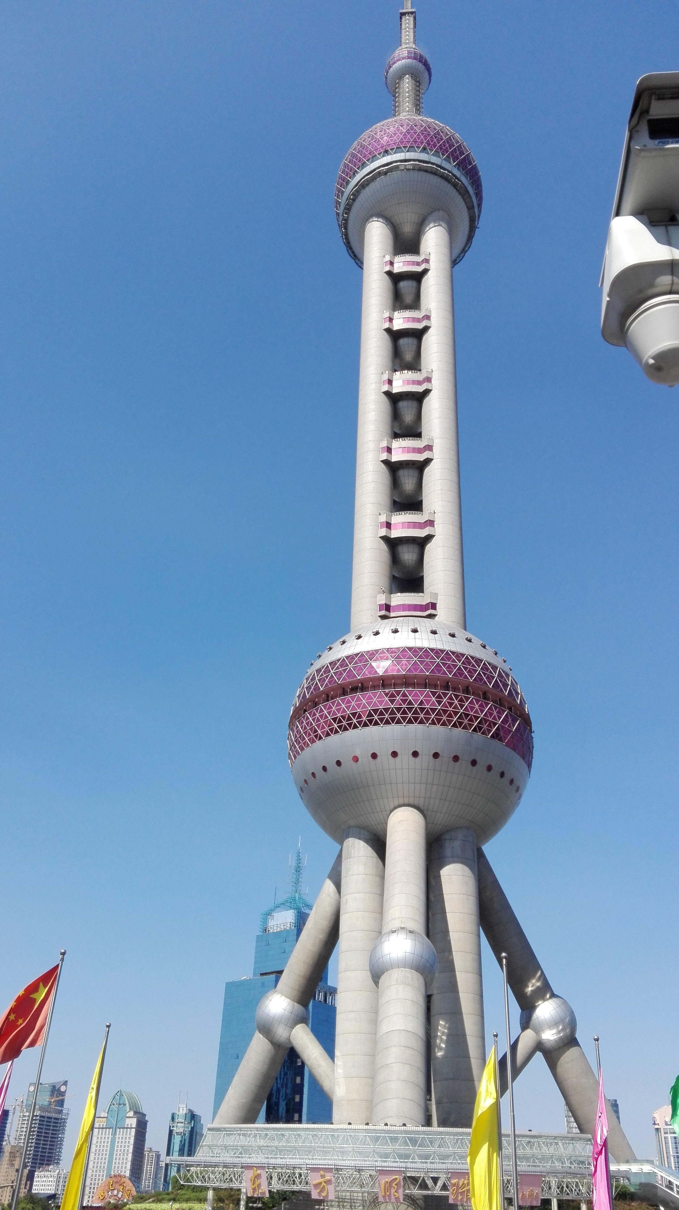 【携程攻略】上海东方明珠适合家庭亲子旅游吗,家庭