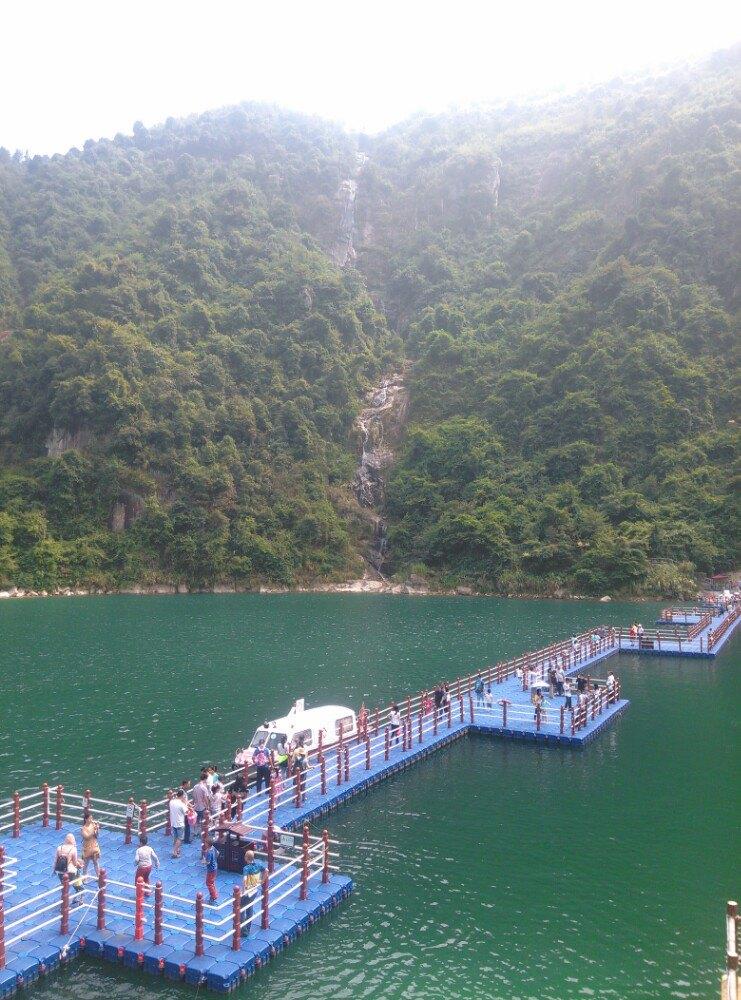 【携程攻略】湖南郴州资兴东江湖风景旅游区好玩吗