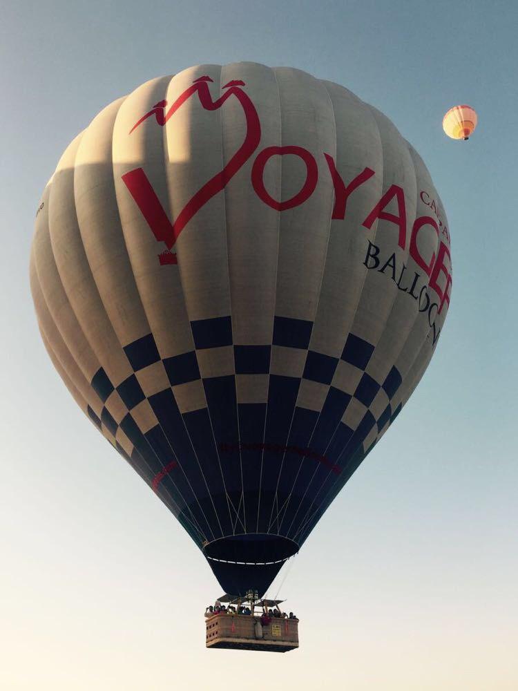 土耳其热气球篇 - 卡帕多奇亚游记攻略【携程攻略】