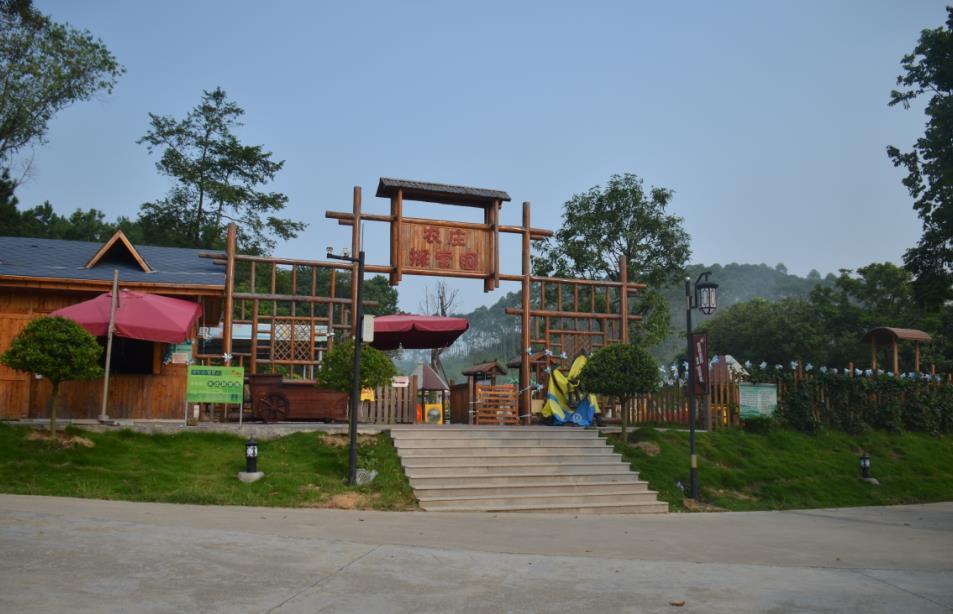 【携程攻略】揭阳望天湖旅游度假区景点,面积非常大
