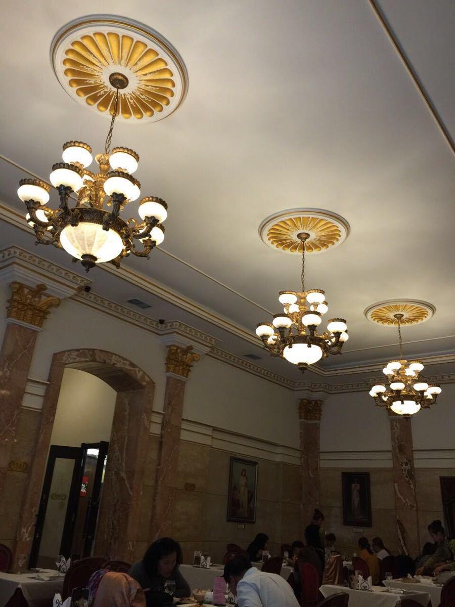 马迭尔西餐厅图片