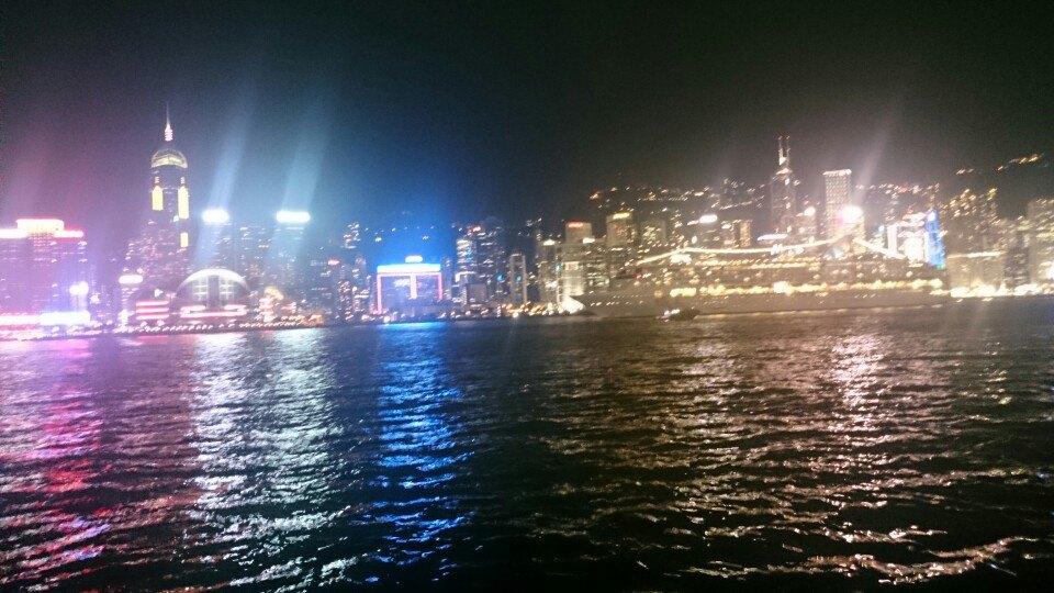 【携程攻略】香港星光大道适合朋友出游旅游吗,星光