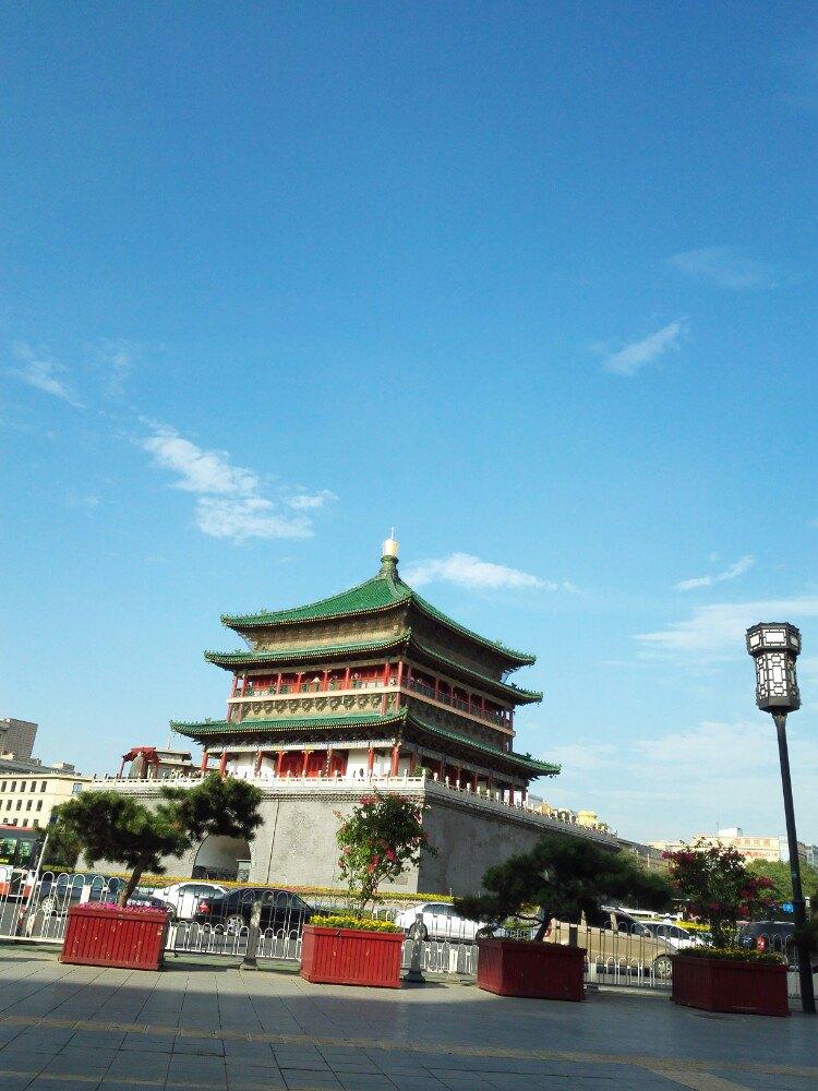钟楼西安旅游景点攻略图泰国mak岛自助游攻略图片