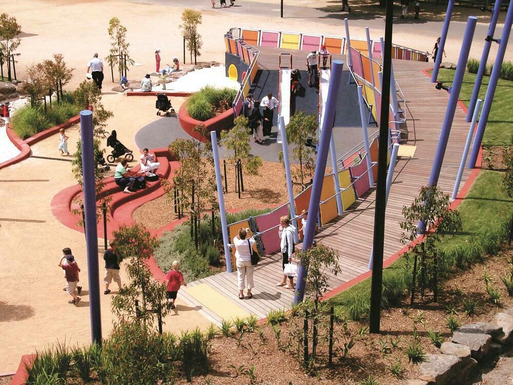 圣基尔达儿童游乐园