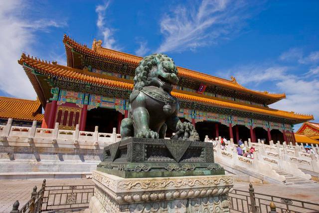 北京故宫:世界最大的皇宫