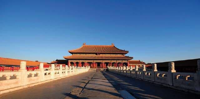 北京故宫吉祥物首度对外亮相,该吉祥物源自中国传统的吉祥龙凤形象