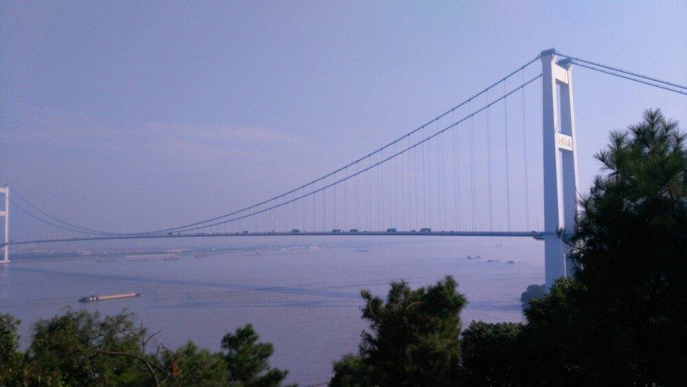 【携程攻略】江苏江阴长江大桥景点