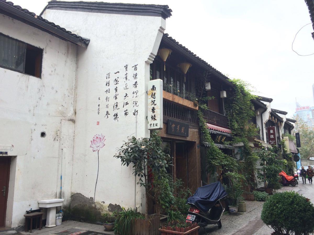 【携程攻略】杭州南宋御街购物,南宋御街值得逛一逛