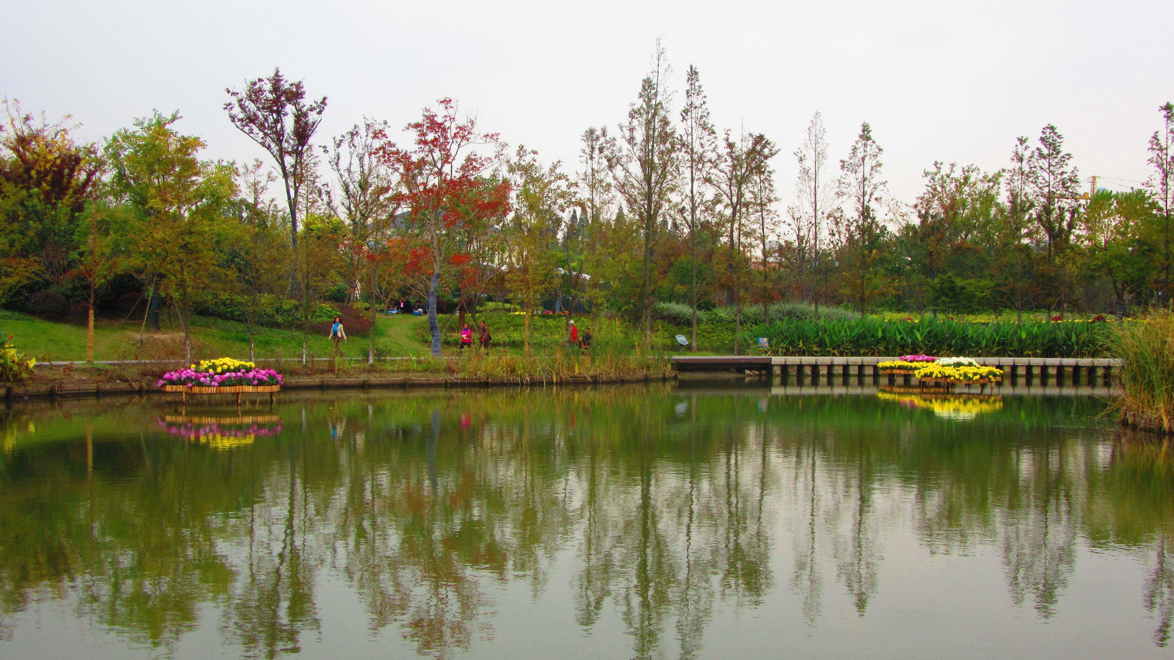 南通花展· 唐闸公园