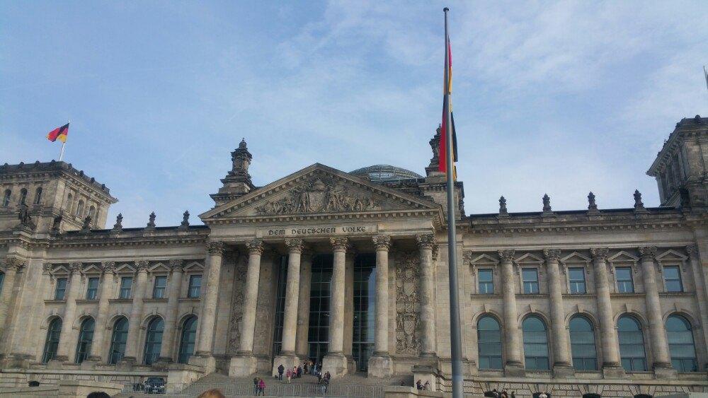 【携程攻略】柏林国会大厦好玩吗,柏林国会大厦景点样