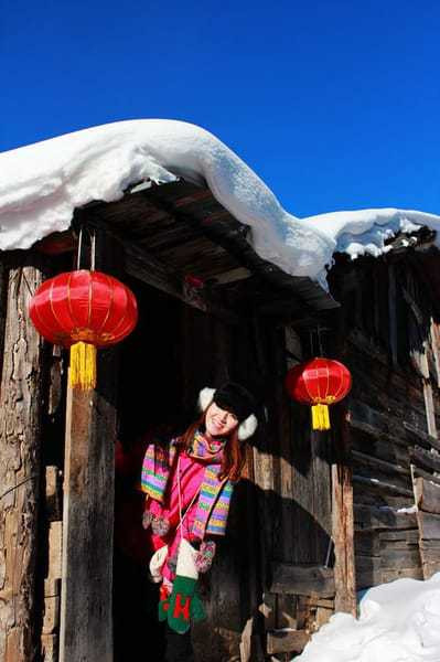 swingin哈尔滨,东升-雪乡,自助游攻略.密室东北的冬攻略逃脱逃离美人爱上图片