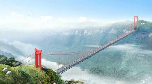亚洲第一大桥