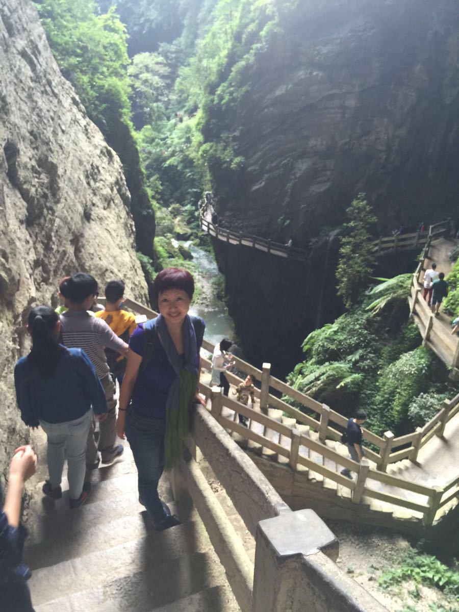 【携程攻略】重庆武隆武隆天生三桥风景区好玩吗,武隆