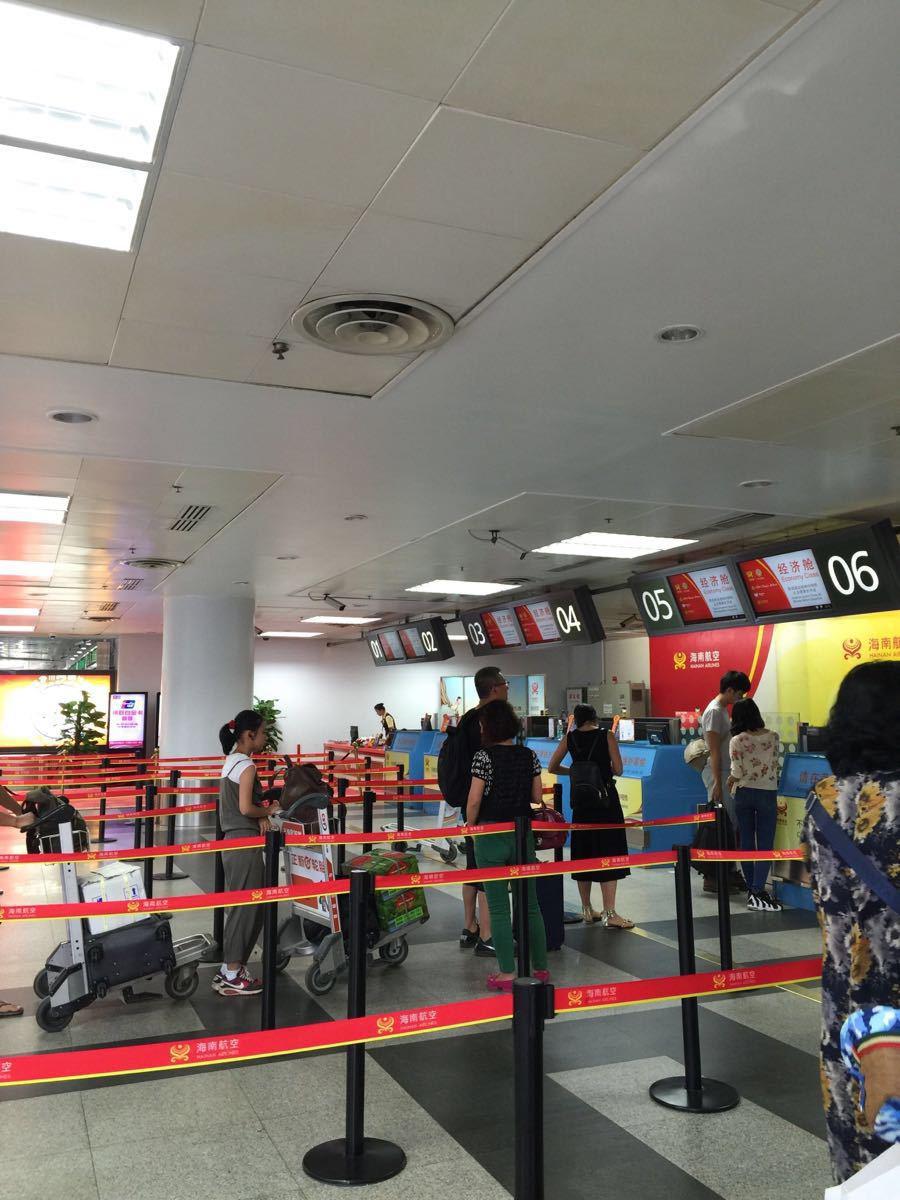 【携程攻略】海口美兰国际机场怎麼样/怎麼去
