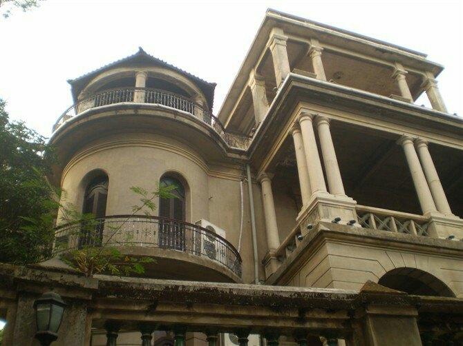 鼓浪屿上面的建筑基本都是欧式建筑,每个建筑都各有特色,很多人都会去