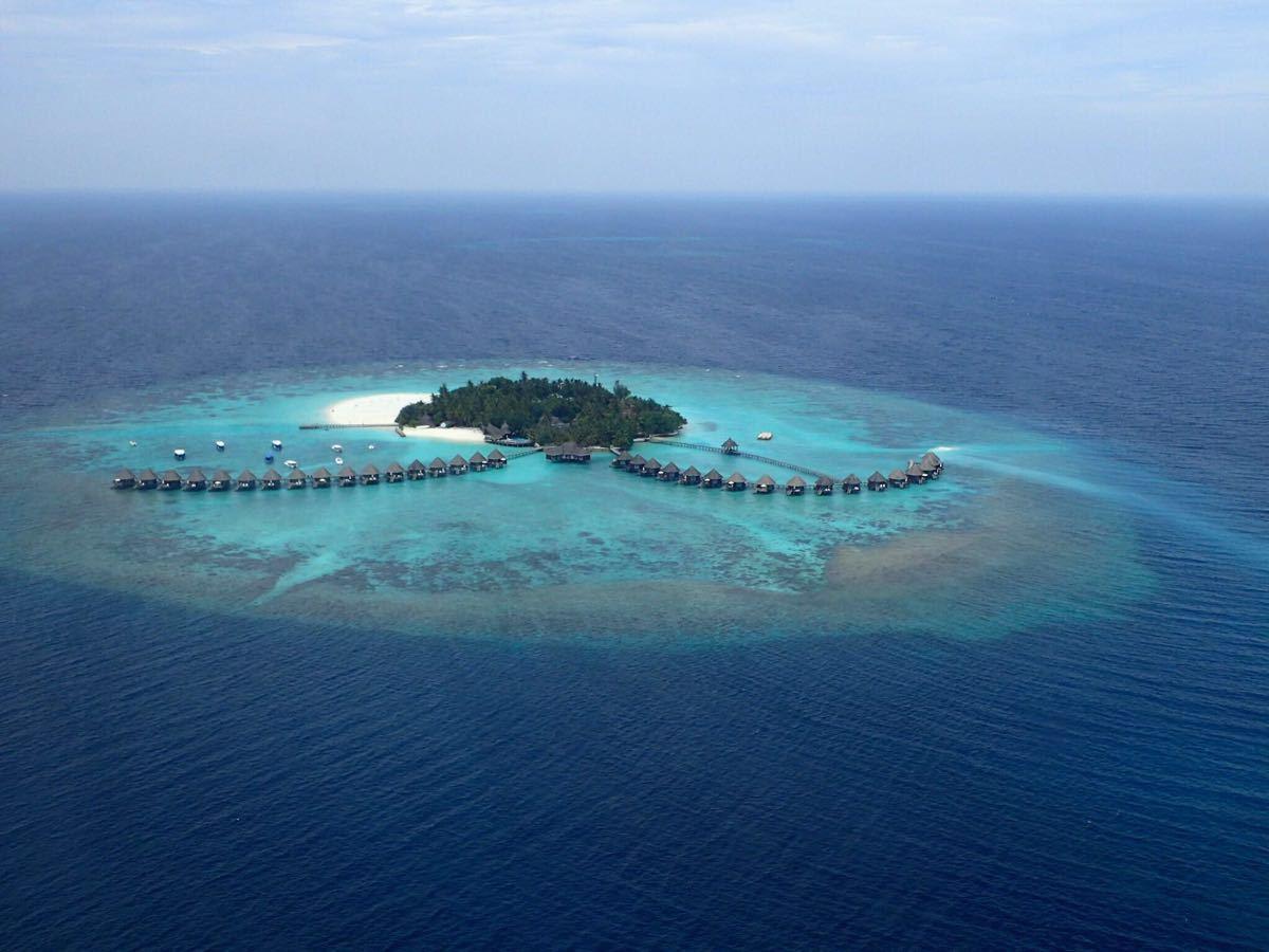 【携程攻略】马尔代夫马尔代夫水上飞机观光体验怎