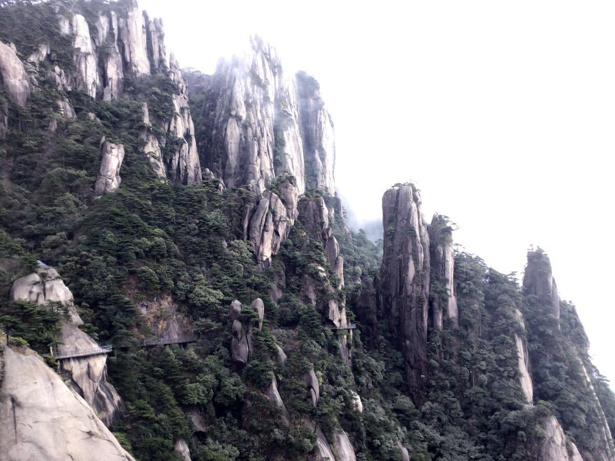 【携程攻略】江西三清山风景区景点