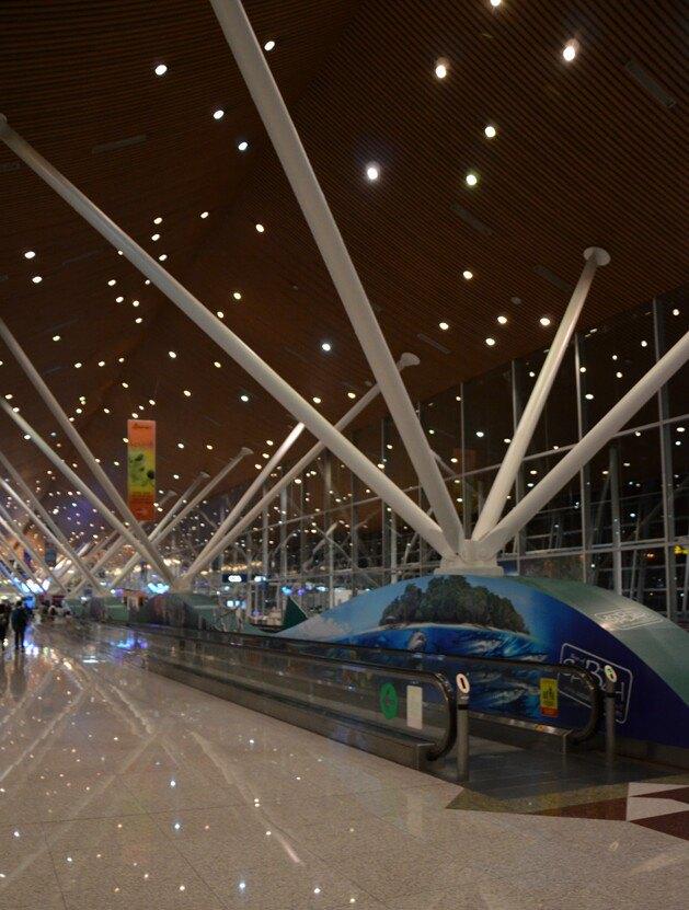 【携程攻略】吉隆坡国际机场