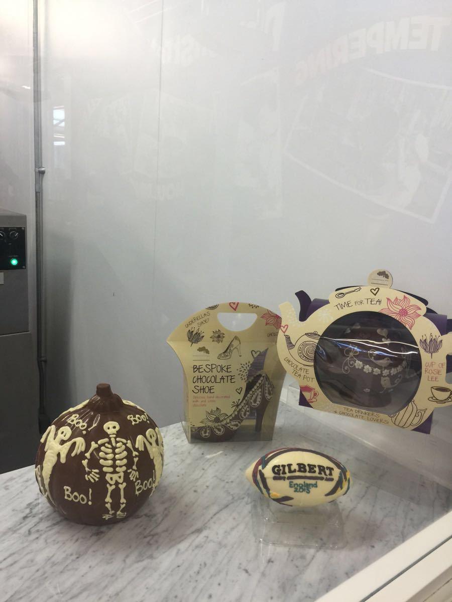 吉百利巧克力世界吗