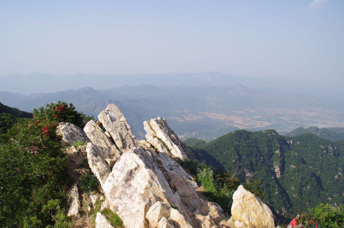 江西庐山风景名胜区景点