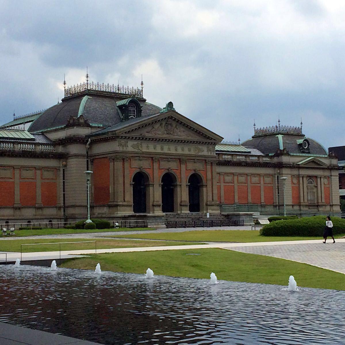府京都京都国立博物馆好玩